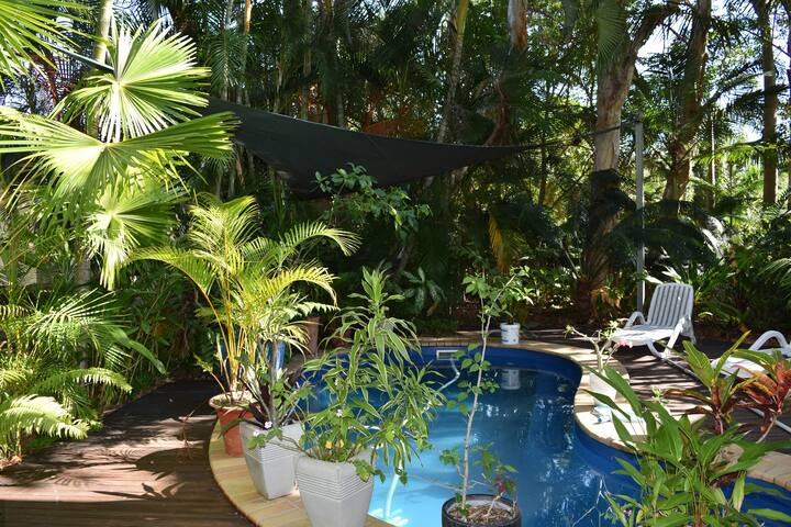 Tropical Hideaway  - Magnetic Island - บ้าน