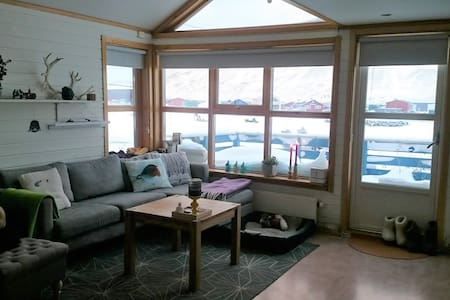 A lovely house close to the town center - Longyearbyen - Hus