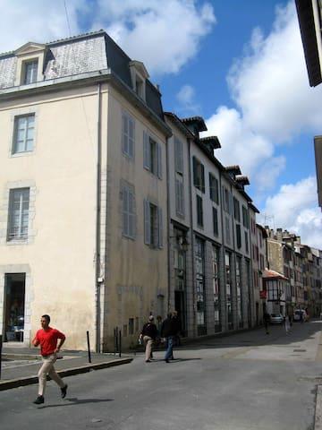Agréable T3 Centre Ville Bayonne - Bayonne - Appartement