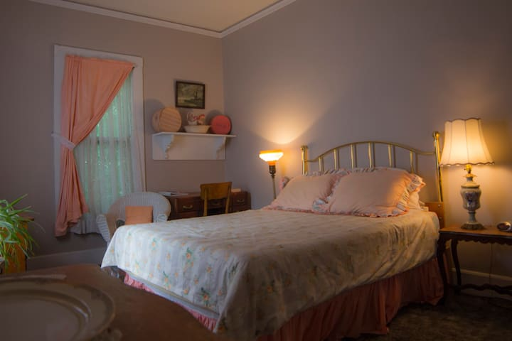 Lafayette Square: Lehmann House Maids' Room