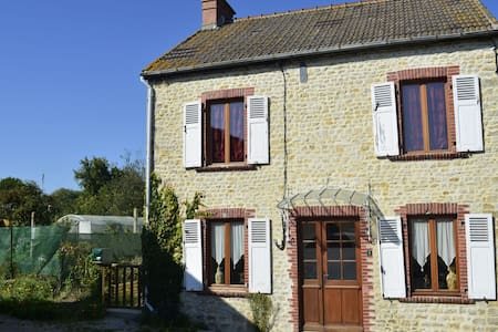 Nice holiday home in a quiet area close to the beach