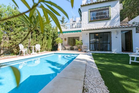 Wonderful Villa Coastal Mijas Spain - Calahonda