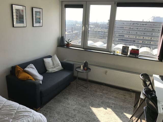 Nice budget appartment in Amsterdam - Amsterdam - Appartement