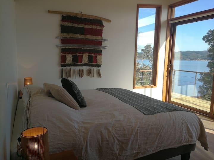 Nueva y exclusiva casa en  Lago Vichuquen