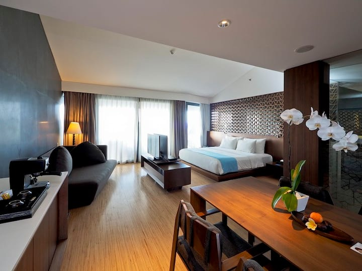 Boutique Double Or Twin Deluxe At Seminyak