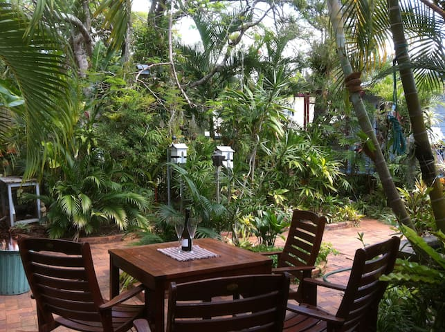 Bruns River Garden Apartment 2 - Brunswick Heads - Leilighet