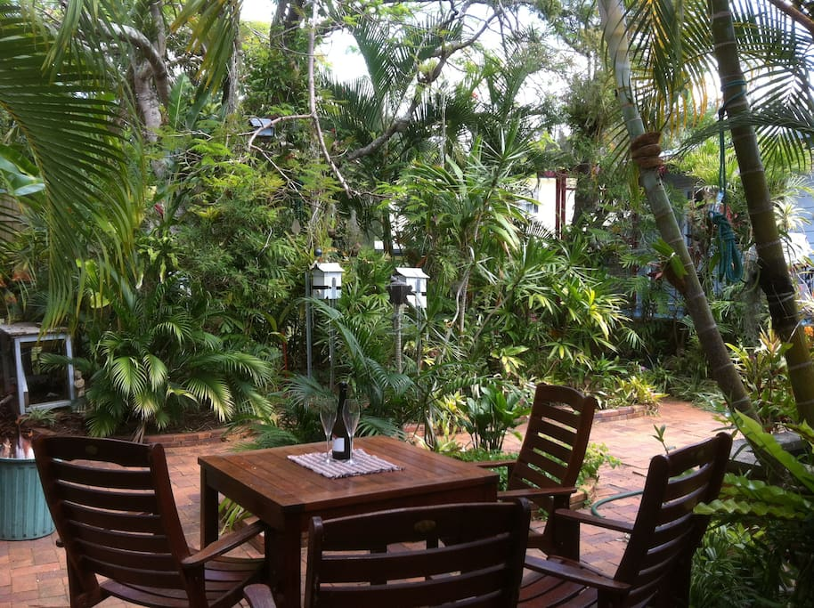 Bruns River Garden Apartment 2 Houses For Rent In Brunswick Heads New South Wales Australia
