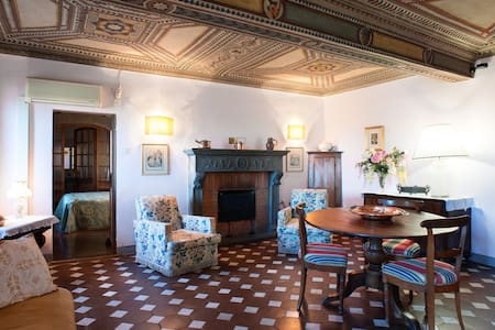 Apartment in castle - Florence, IT - Ferrano - 別荘