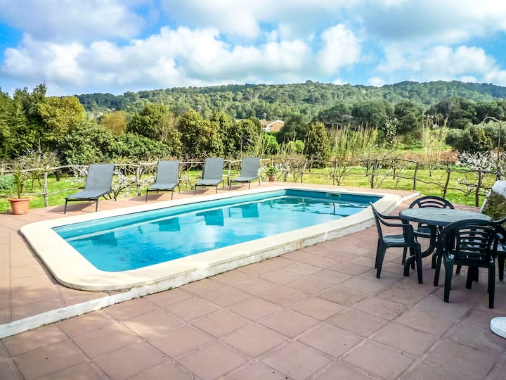 Catalunya Casas: Charming Villa Dianna for 4 guests, just 7 km to the beach!
