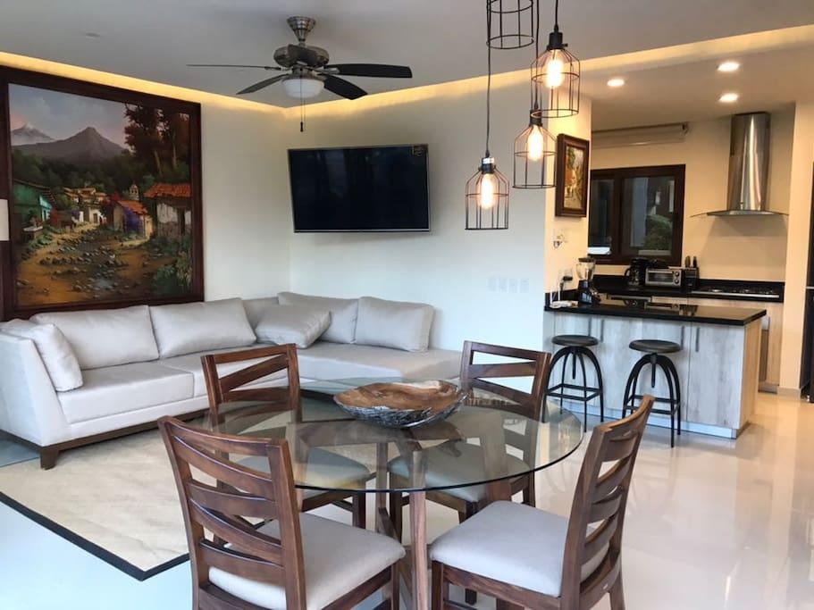 Condo Nayri 102 Dinning room