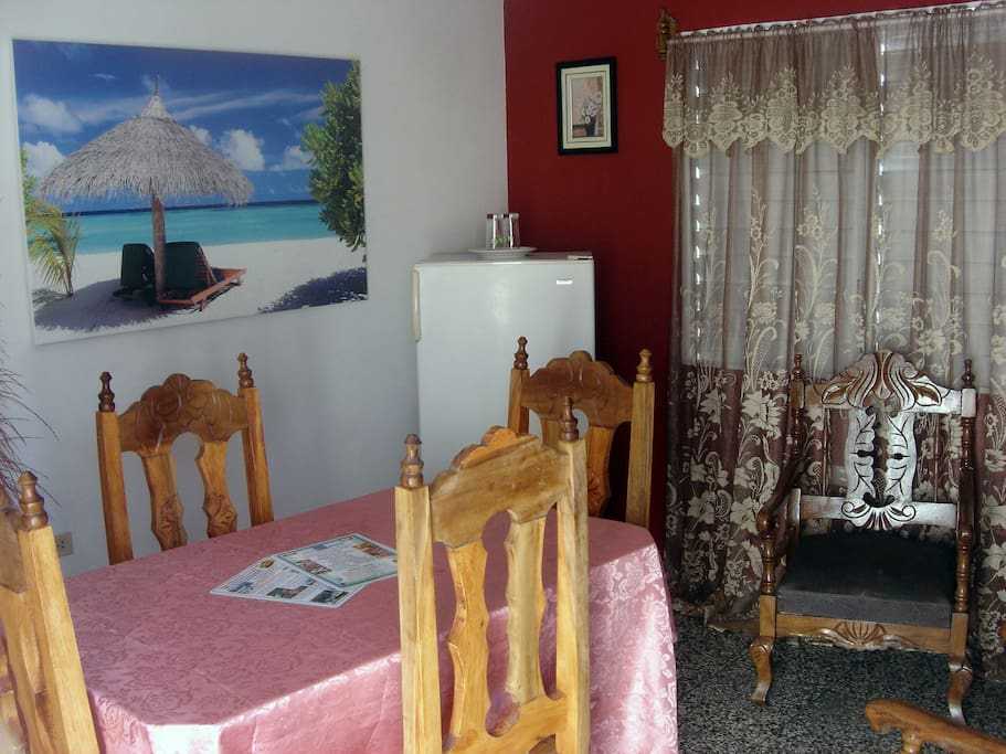 Sala de estar, solo para los huéspedes