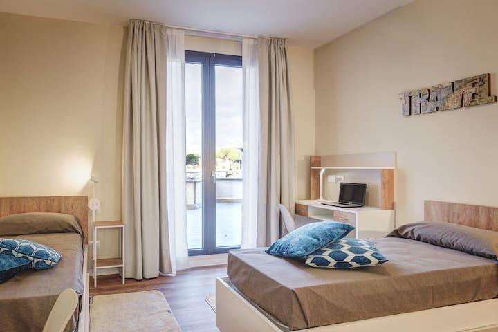 Student Accommodation - Pitagora Room