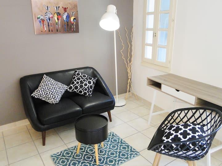Splendide studio en plein coeur de Montpellier