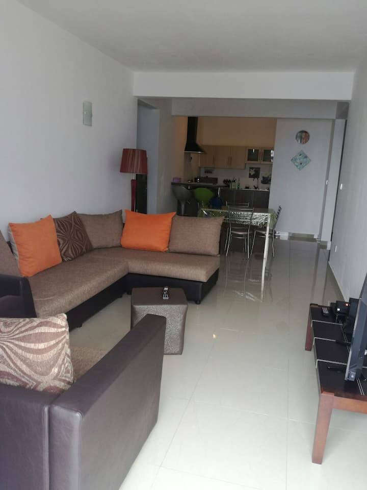 New Apartment for couple and single