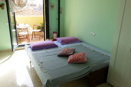 Relax and good life in the center of Artá - Artà - Appartement