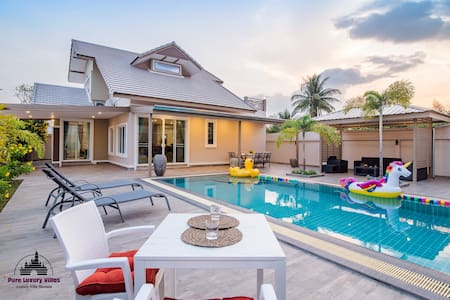Elegant Pool Villa - All you need: Luxury & Relax!