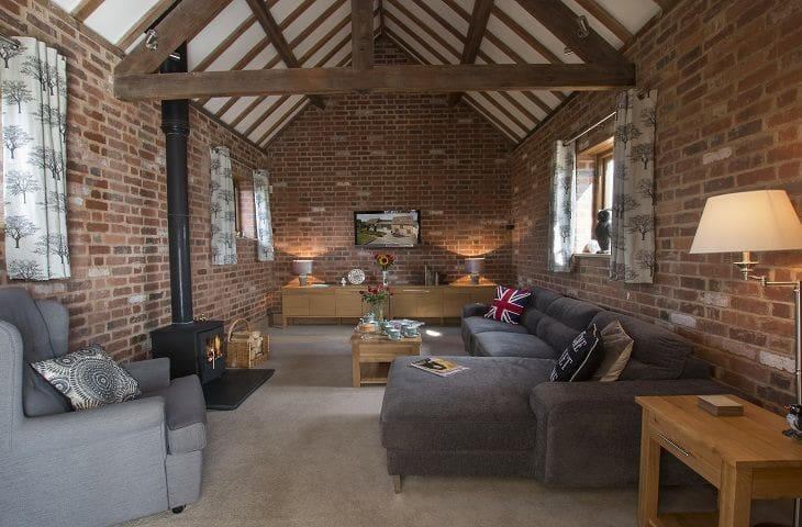 Sandfields Barn - Luddington, Stratford-upon-Avon - Maison