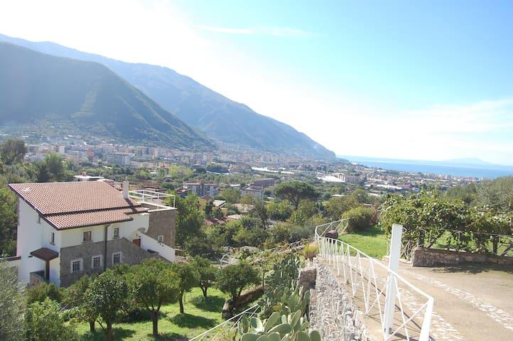 Sea-view Monticelli (2 pax)