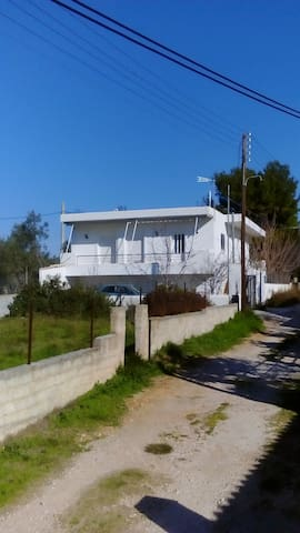 Entire home near Athens int.airport,Rafina port - Artemis - Casa