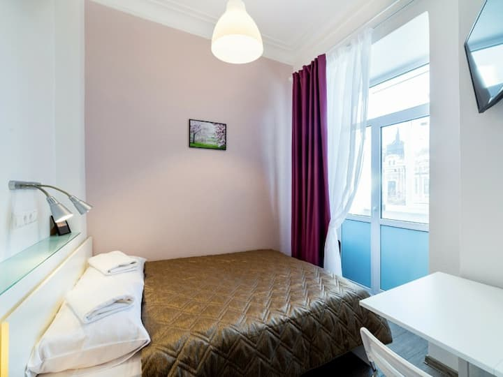 Accomodation in the Mironov's House - in the city centre. Mironov's House