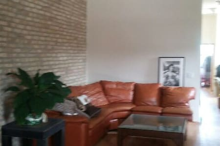 Roomy lofty two bedroom N. Kenwood - Chicago - Loft
