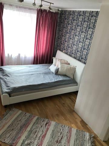 Spacious apartment near to city centre