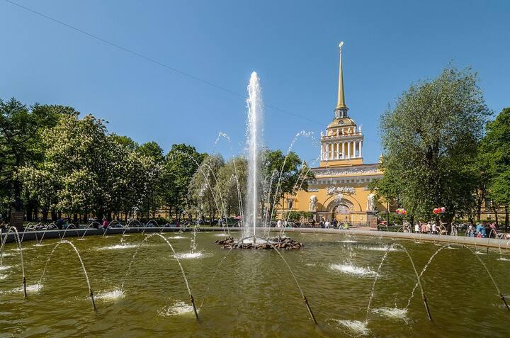 Место встречи - Александровский сад
