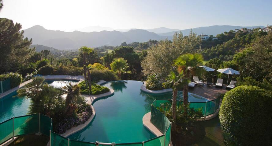 Villa La Zagaleta estate, Marbella