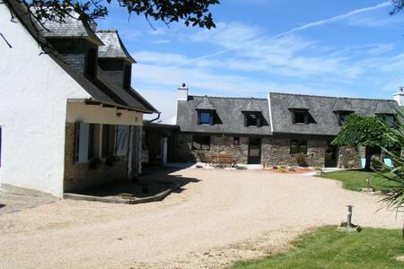 Gîte à Plouénan, situé entre Roscoff et Carantec - Plouénan - House - 2