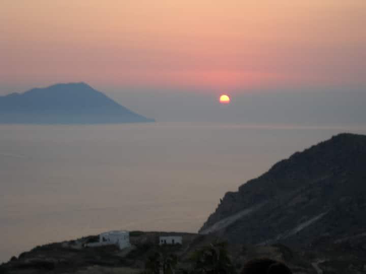 VILLA KOSTOYLA 2 with breathtaking view by the sea