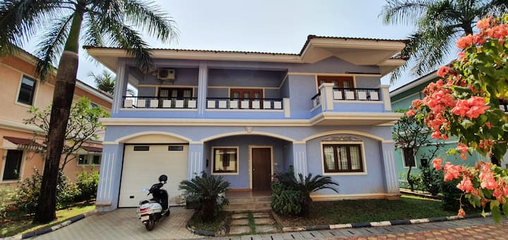 Private Bungalow in Goa