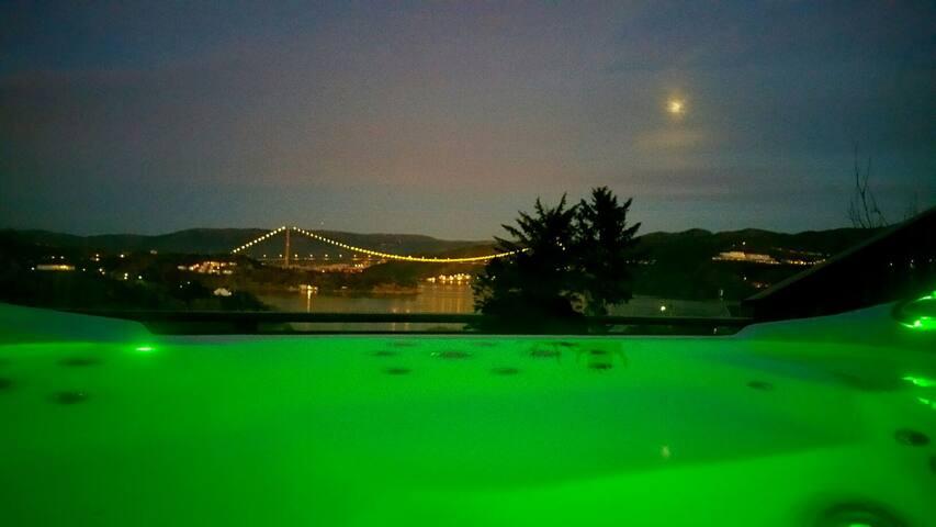 Luxurious villa with great view - Strusshamn 26 - Haus