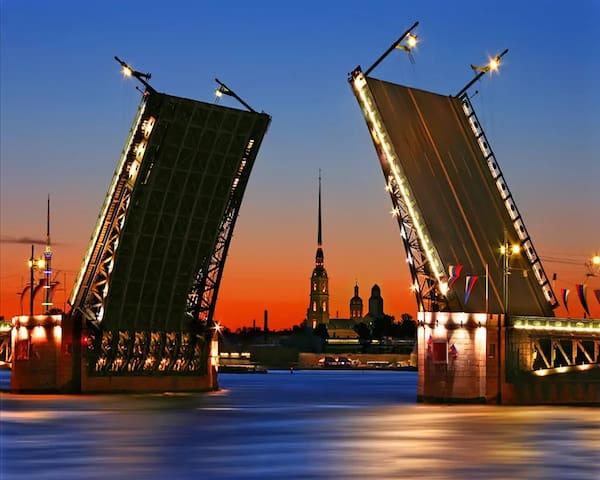 Санкт-Петербург. Центр.Летний Сад и Фонтанка
