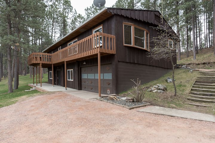 Prairie Creek Hideaway | Minutes from Pactola Reservoir! - Rapid City - Wohnung