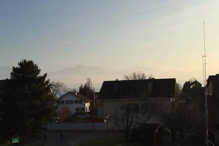 EPFL, université et lac à 2 pas - Saint-Sulpice