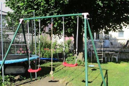 MERCUS : logement pour 6 personnes avec jardin