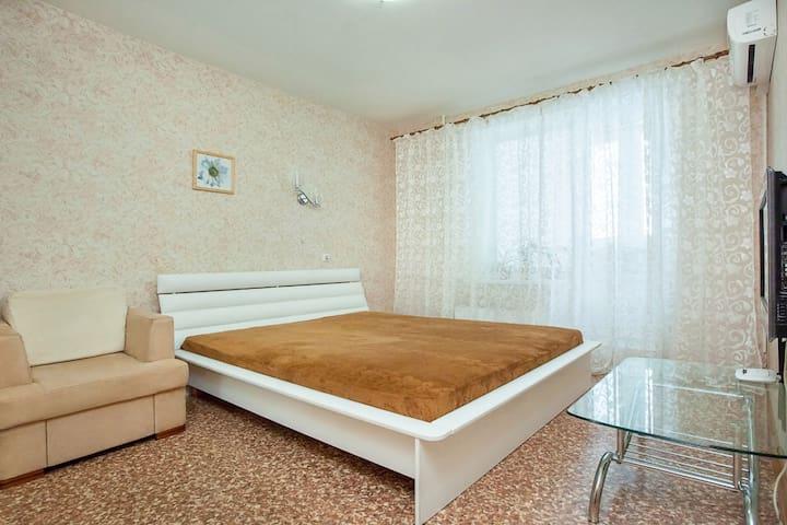 Апартаменты на Спортивной.