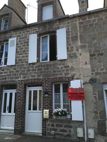 Maison de charme Barfleur - Barfleur - Talo
