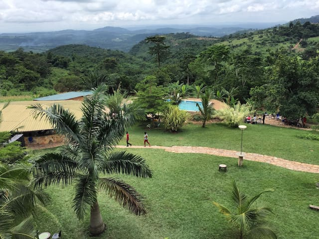 Sweet Mother Eco Resort in Aburi