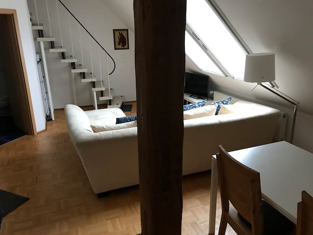 Wohnküchenraum