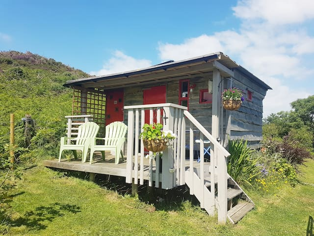 West Cork Cabin with Great Views and Breakfast