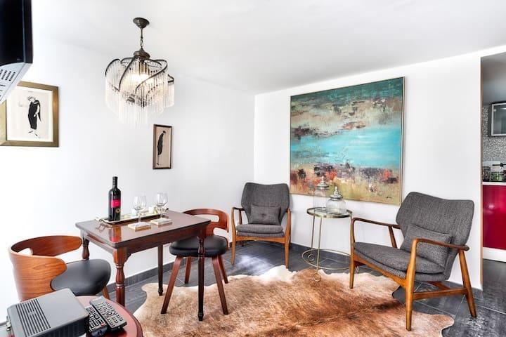 Alfama Lisbon Charming&Romantic Apartment