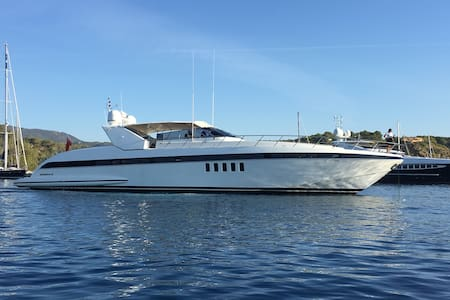 Luxury Super Yacht VIP One in Palma de Majorque - Palma - Boat