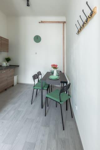 Levné ubytování v centru Brna - A201