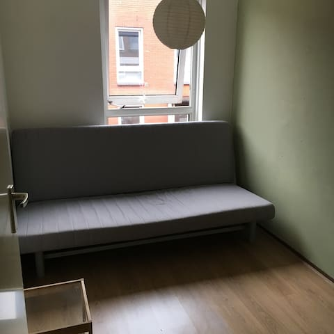 Small light 1 persons room (2,5 m x 3,5 m) - Groningen - Bed & Breakfast