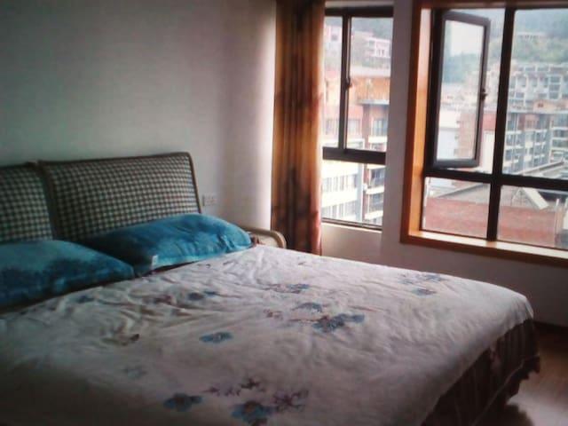 恐龙园附近,精致公寓,温暖2房 - Changzhou - Appartement