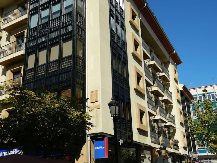 Apartamento céntrico y espacioso en Soria