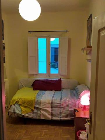 Habitación individual en Chamberí - Madrid - House