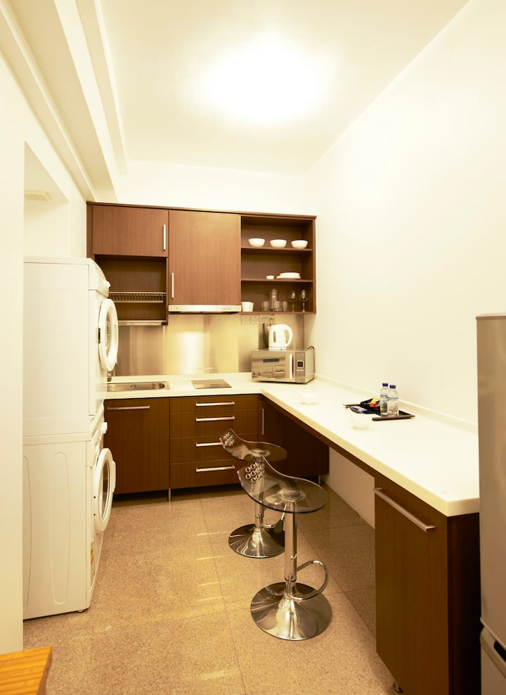 Byte3 - fully furnished Serviced Apartment