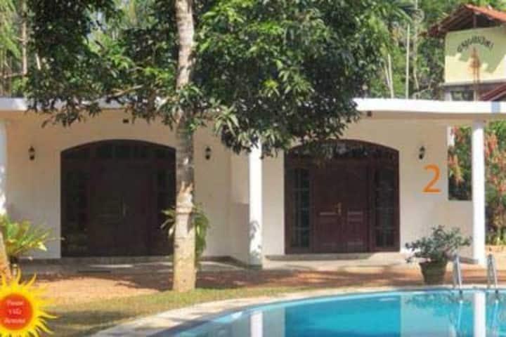 Traum Villa Bentota -  Bungalow 2
